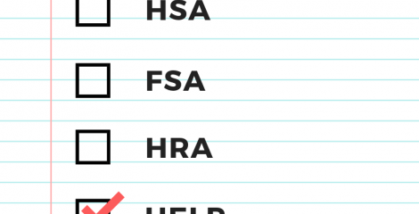 How is a HRA different from a HSA or FSA?